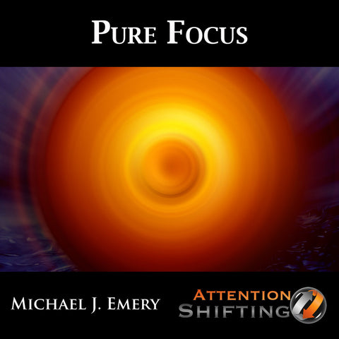 Pure Focus - NLP mp3 and Guided Meditation mp3