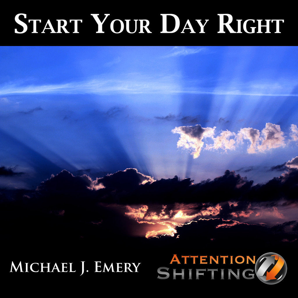 Start Your Day Right - NLP mp3 and Daily Guided Meditation Audio