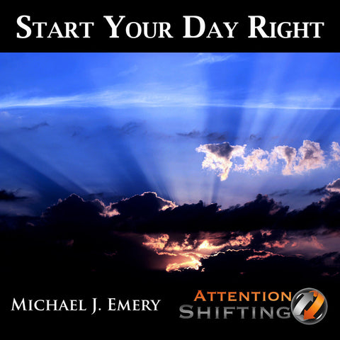 Start Your Day Right - NLP mp3 and Guided Meditation mp3
