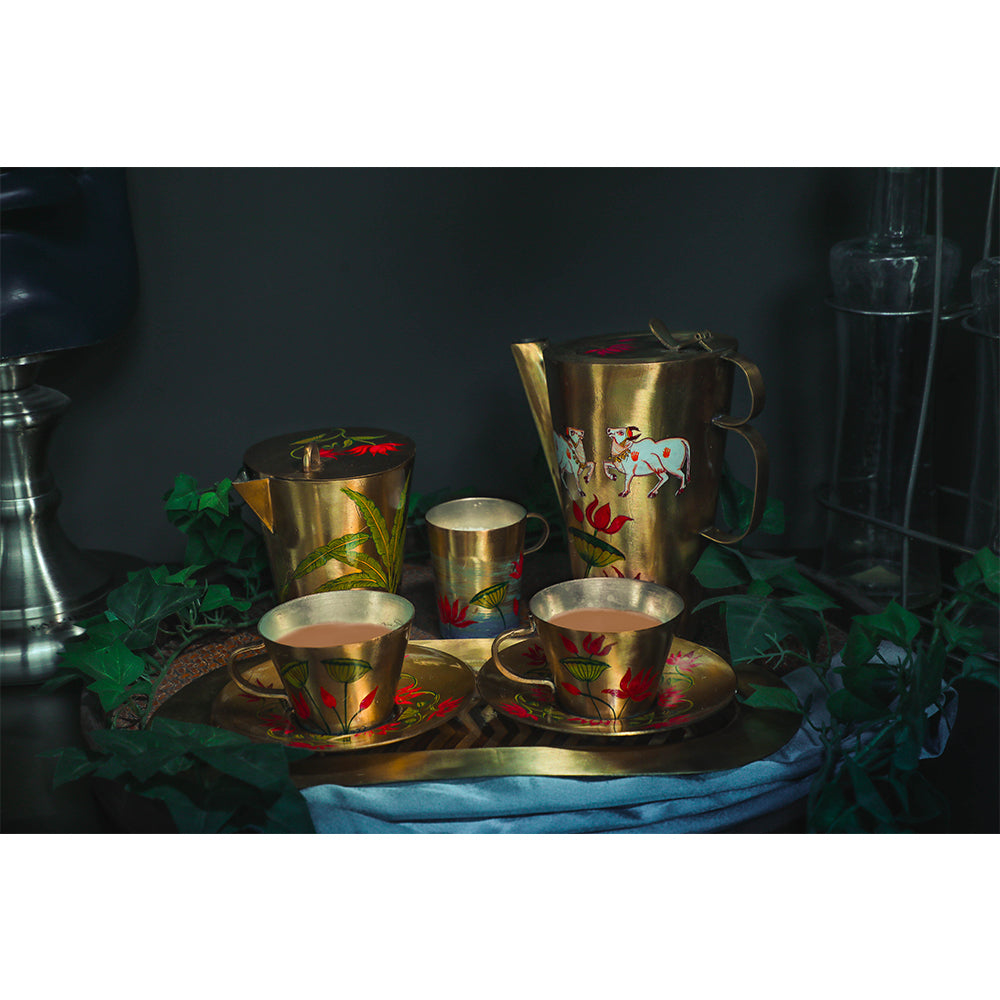 Madhuban Tea Set