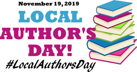 Local Author's Day At Bean Around Books