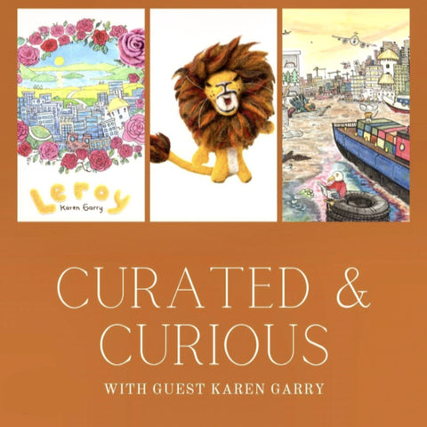 Curated and Curious