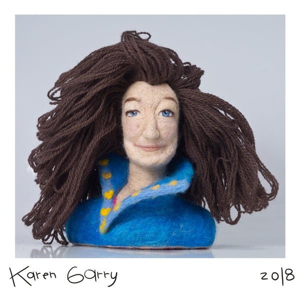 Karen Garry Felted