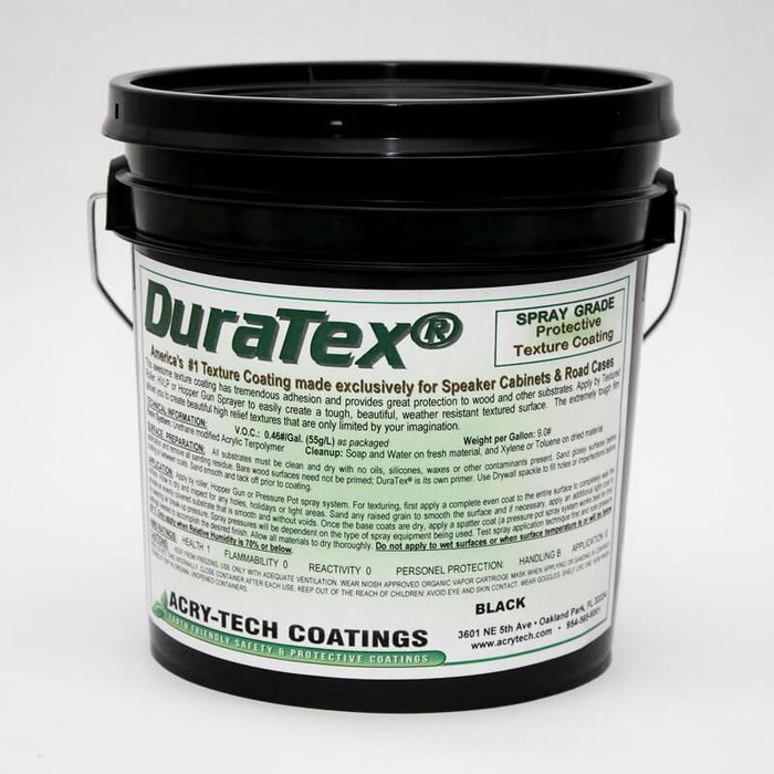 Duratex - Spray Grade - Black