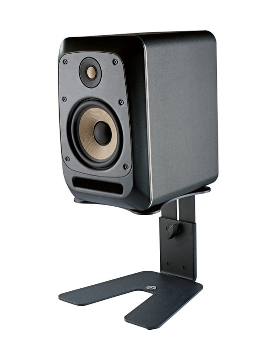 K&M - 26774-000-56 - Table Stand For Studio Monitors And Loudspeakers.