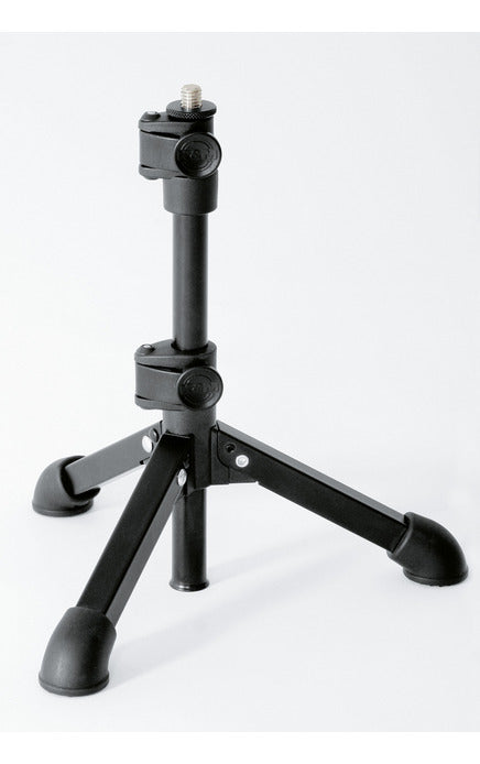 "K&M - 23150-300-55 - Table Mic Stand - Telescopic With A 3/8"" Thread."