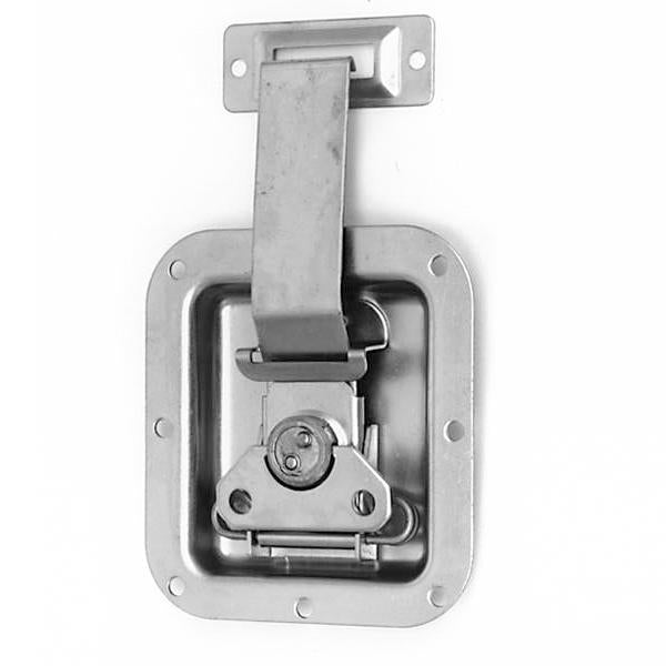 Penn Elcom - L0966Z - Butterfly Catch with Extended Arm and Remote Catch Plate.