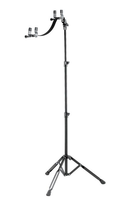 K&M - 14761-000-55 - Acoustic Guitar Performer Stand.