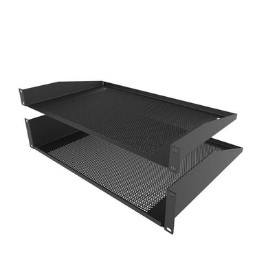 Penn Elcom -  R1194/2UVK - Vented Rack Shelf