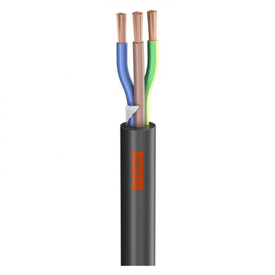 Sommer Cable - Titanex 1.5mm - Rubber Sleeve Power Cable