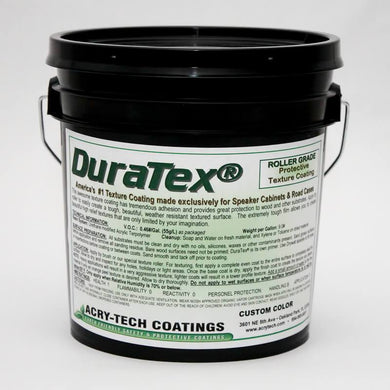 Duratex - Roller Grade: Deep Base for custom colors.