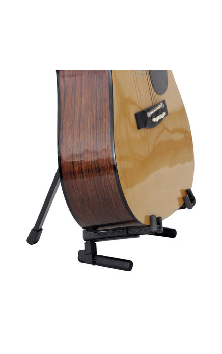 K&M - 17550-000-35 - Acoustic And Electric Guitar Stand.