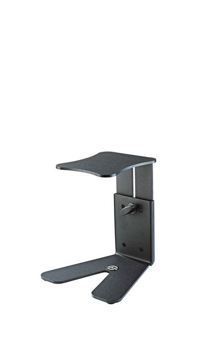 K&M - 26772-000-56 - Table Stand For Studio Monitors And Loudspeakers.
