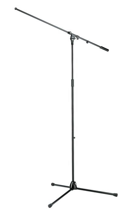 K&M - 21021-300-55 - Mic Stand - Overhead Mic Stand For Studio Or Stage.
