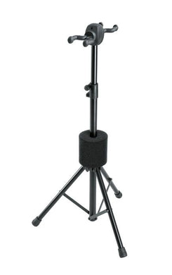 K&M - 17620-000-55 - Acoustic, Electric And Bass Guitar Stand.