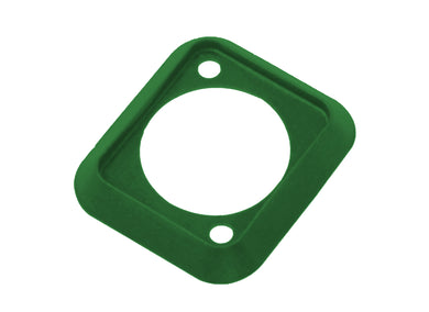 Neutrik - SCDP-5 - Colored Sealing Gasket - Green