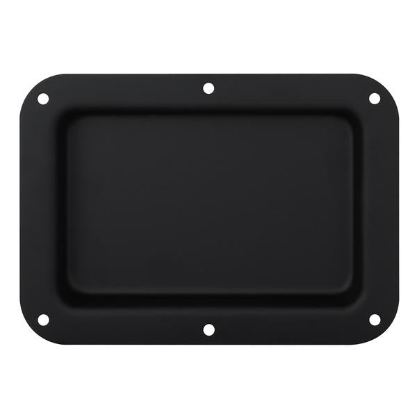 Penn Elcom - D2101K - Large Plain Dish - Black
