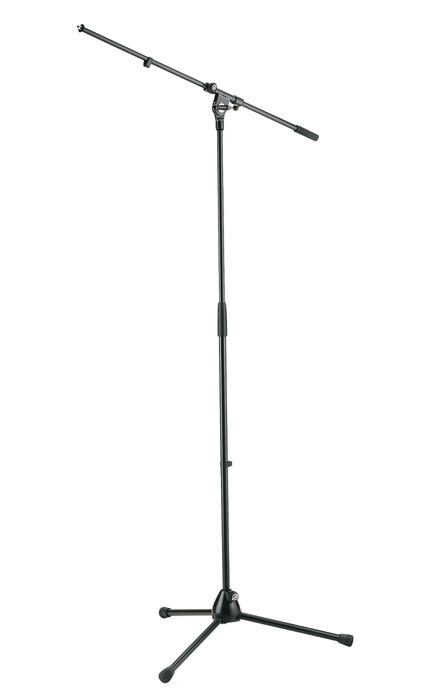 K&M - 21020-500-55 - Mic Stand - One Piece Boom Arm