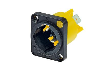 Neutrik - NAC3MPX - Appliance Inlet Chassis Mount.