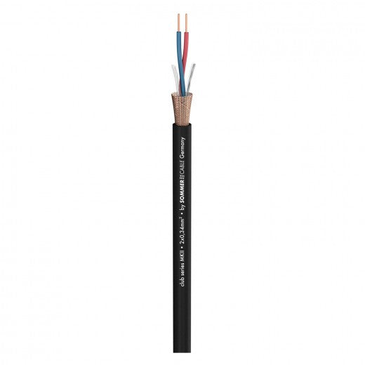 Sommer Cable - Club Series - Black