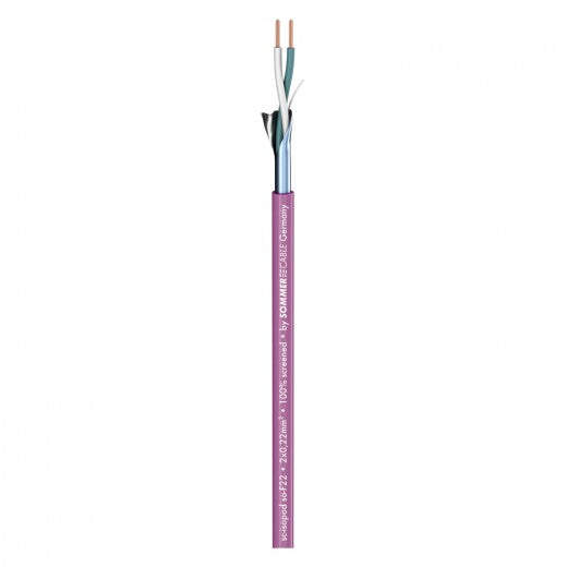 Sommer Cable - Isopod So-F22 - Purple