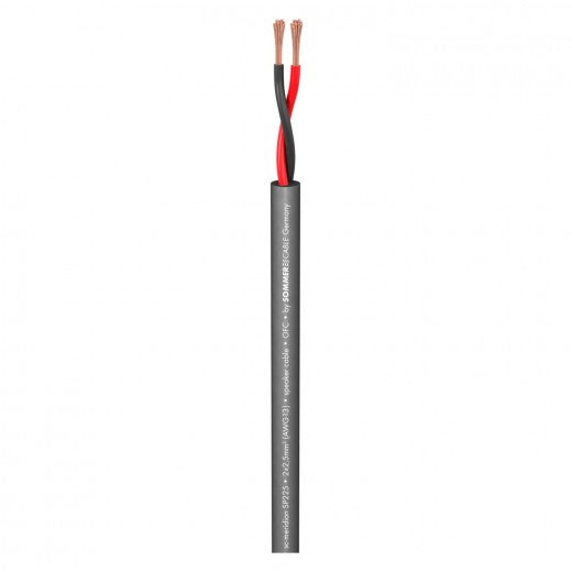Sommer Cable - Meridian SP225 - Dark Grey