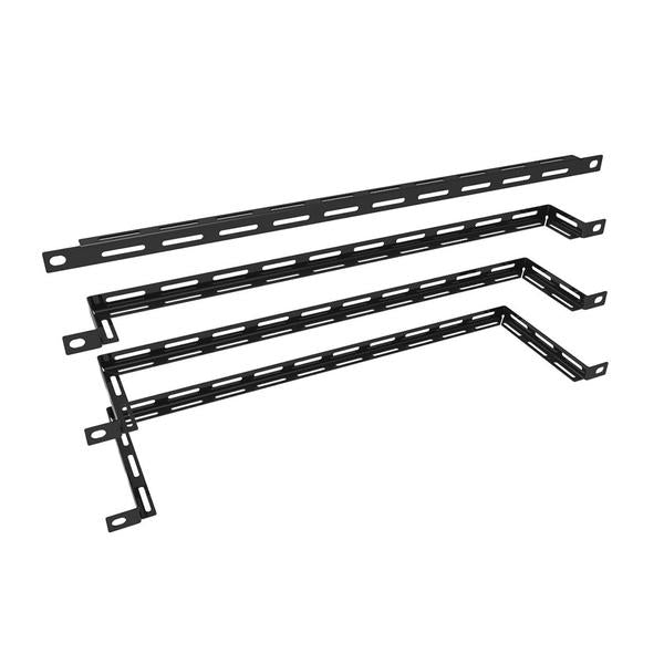 Penn Elcom - R1311-3A - Rack Mount Cable Support Tie-bar - 133mm Depth.