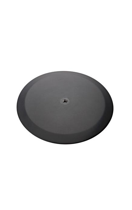 K&M - 26700-000-56 - Base Plate For Distance Rods - Round.