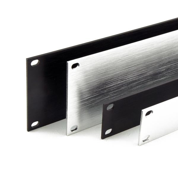 Penn Elcom - R1275/3UAK - Aluminium Rack Panel - Anodised Black