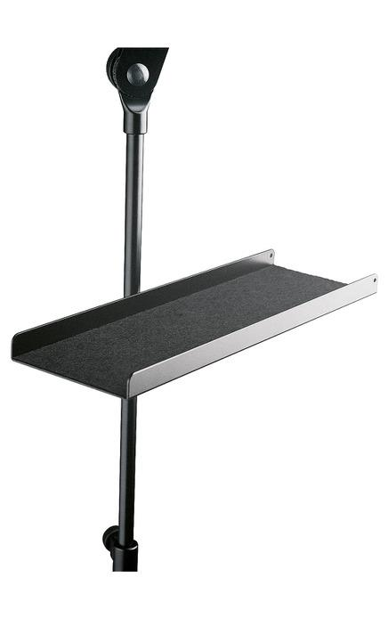 K&M - 12218-000-55 - Tray For Music & Mic Stands.