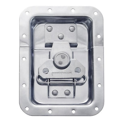 Penn Elcom -  L925/527Z - Large Latch in Offset Dish
