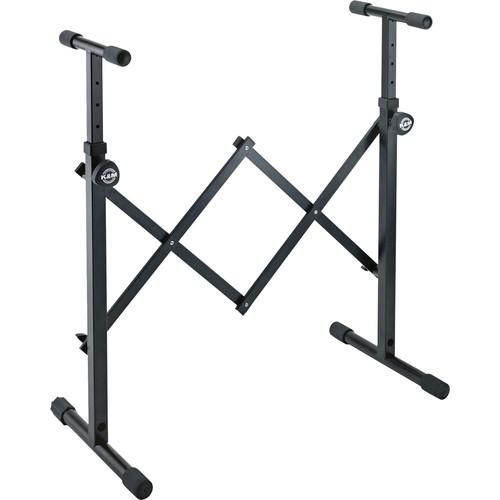 K&M - 18825-000-55 - Equipment Stand For Amps, Monitors, Mixers Etc.
