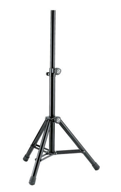 K&M - 21455-009-55 - Speaker Stand - Especially Designed For Low To Medium Height Applications - Aluminum.