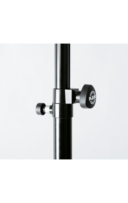 "K&M - 21366-014-55 - Distance Rod - Spring Loaded Bolt And Locking Screw - ""Ring Lock""."