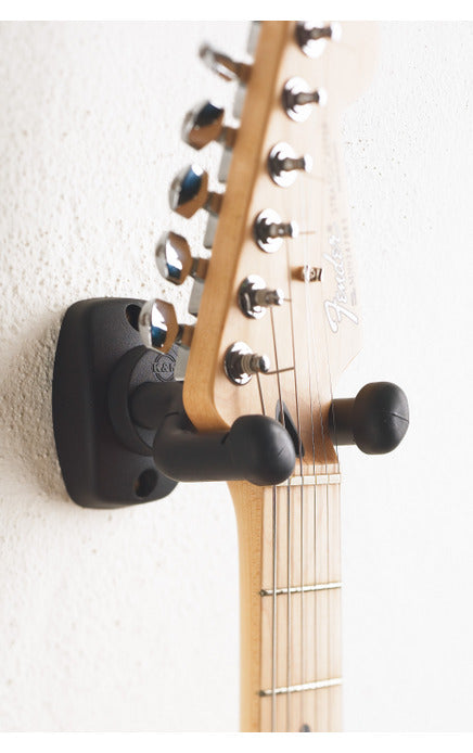 K&M - 16250-000-55 - Guitar Wall Mount Holder.