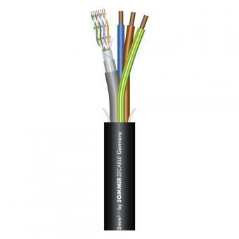 Sommer Cable - Monocat 110C - CAT.7 & Power
