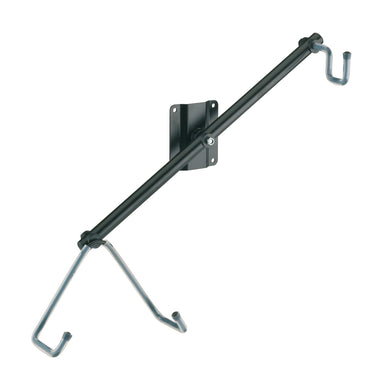 K&M - 16295-000-55 - Electric Guitar Wall Mount Holder.