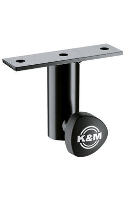 K&M - 24281-000-55 - Slip-On Adapter For Speaker Stands.