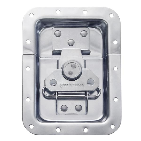 Penn Elcom - L925/525Z - Large Latch in Plain Dish