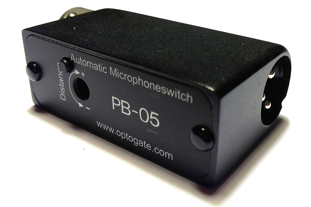 Optogate - PB-05D - Automatic Mic Gate For In-ear Monitors
