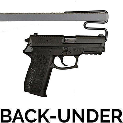 Liberty Safe-accessory-storage-handgun-hanger-back-under-2-pack