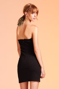 Starlet Strapless Bodycon Dress - Ahri