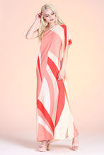 Load image into Gallery viewer, Geo Curve One Shoulder Maxi Dress
