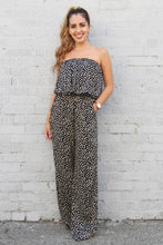 Load image into Gallery viewer, Acacia Strapless Jumpsuit