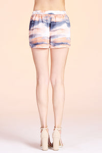 Cloud Tie Dye Shorts