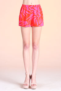 Colorblock Paradise Shorts