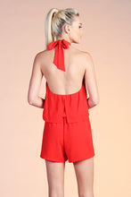 Load image into Gallery viewer, Classic Halter Romper - Ahri