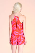 Load image into Gallery viewer, Colorblock Paradise Romper
