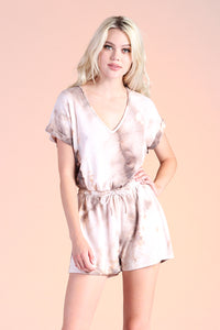 Iced Latte Lounge Romper