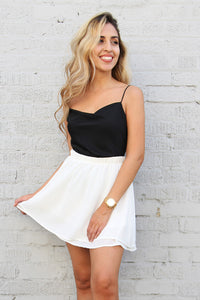 All Dolled Up Mini Skirt